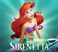 Ariel la sirenetta Principesse Disney cartoni animati