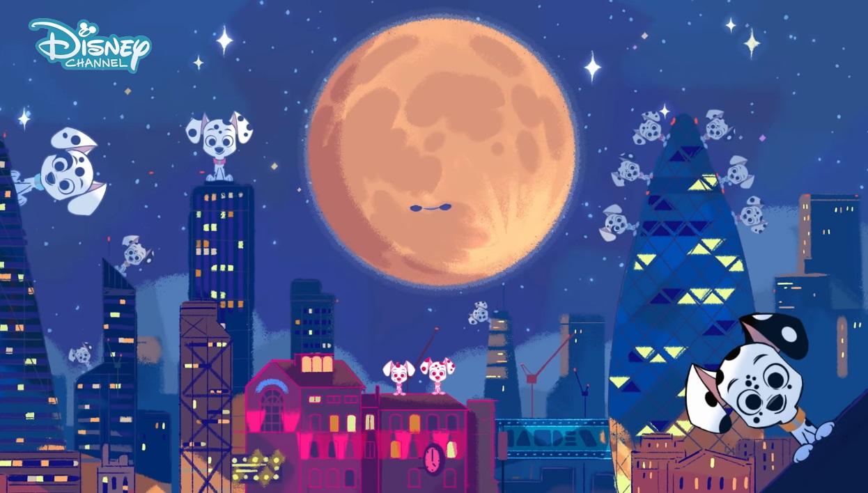 101 Dalmatian street Theme Song - Theme song