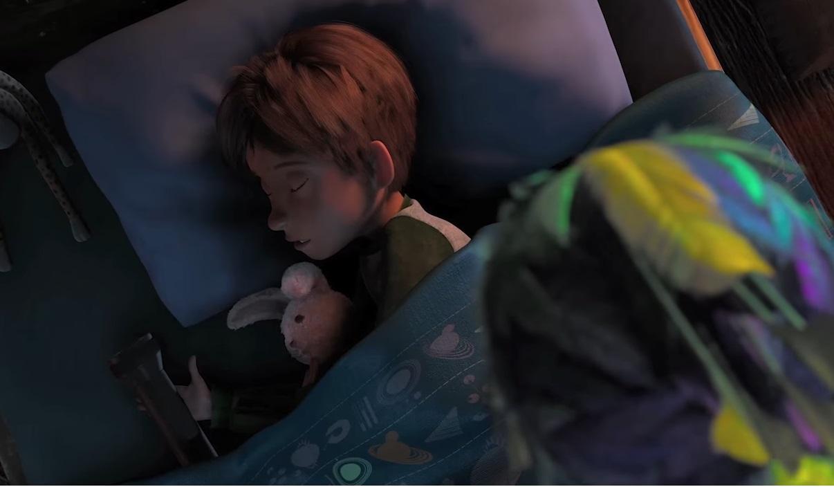 Still Dream Reneè Fleming - Rise of the guardians main song - Le 5 leggende colonna sonora - Rise of the guardians soundtrack