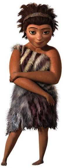 I Croods - The Crood - Ugga Crood - Personaggi - Characters - film di animazione - 2013 - DreamWorks