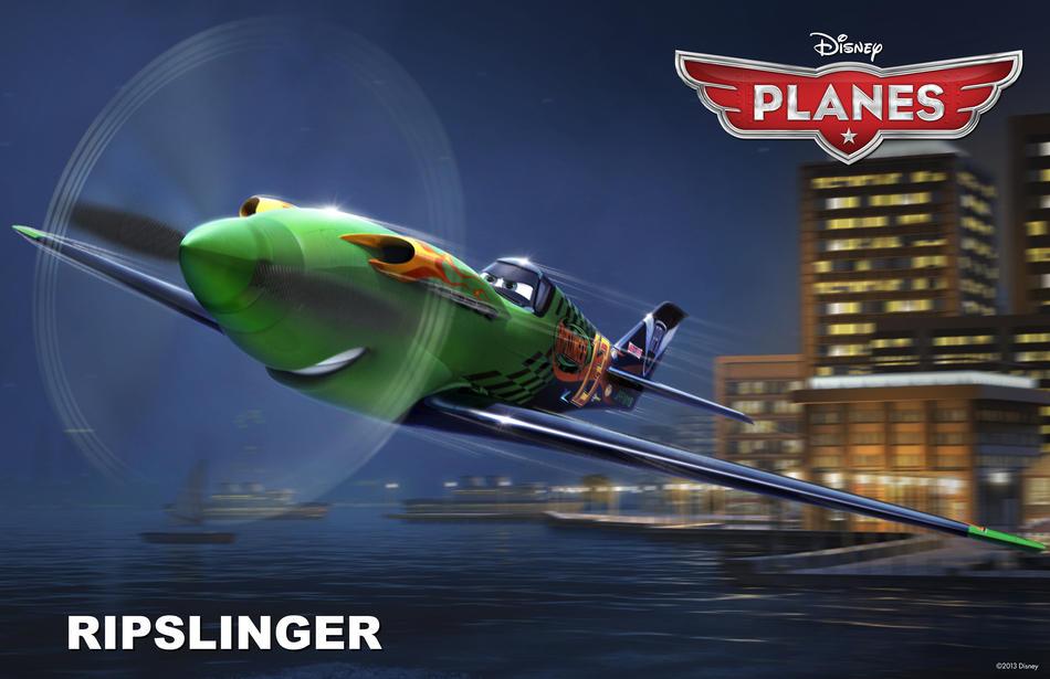 Planes film Disney - Ripslinger - Disneytoon - Personaggi - Planes Disney Wiki - Planes Disney Film