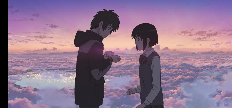 You name. film di animazione giapponese 2016 protagonista incontro a Itamori