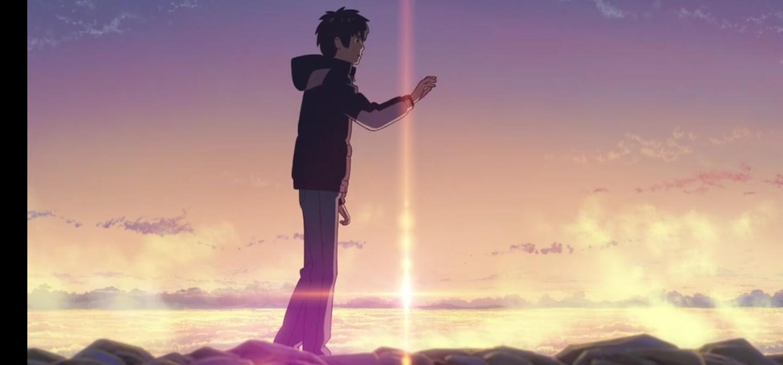 You name. film di animazione giapponese 2016 protagonista linea temporale oltrepassata
