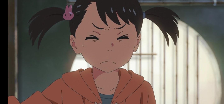 You name. film di animazione giapponese 2016 personaggi Yotsuha Miyamizu sorella minore Mitsuha Miyamizu