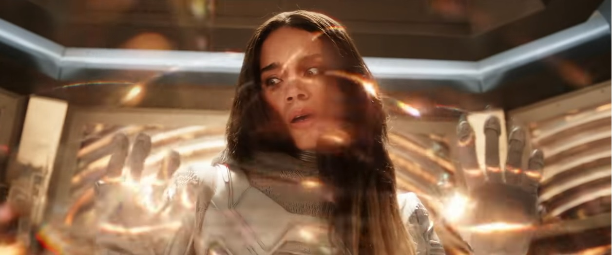 Ant-Man and the Swap - Film Marvel 2018 - Regista Peyton Reed - Evangeline Lilly: Hope van Dyne / Wasp