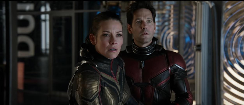 Ant-Man and the Swap - Film Marvel 2018 - Regista Peyton Reed - Evangeline Lilly: Hope van Dyne / Wasp - Paul Rudd: Scott Lang / Ant-Man