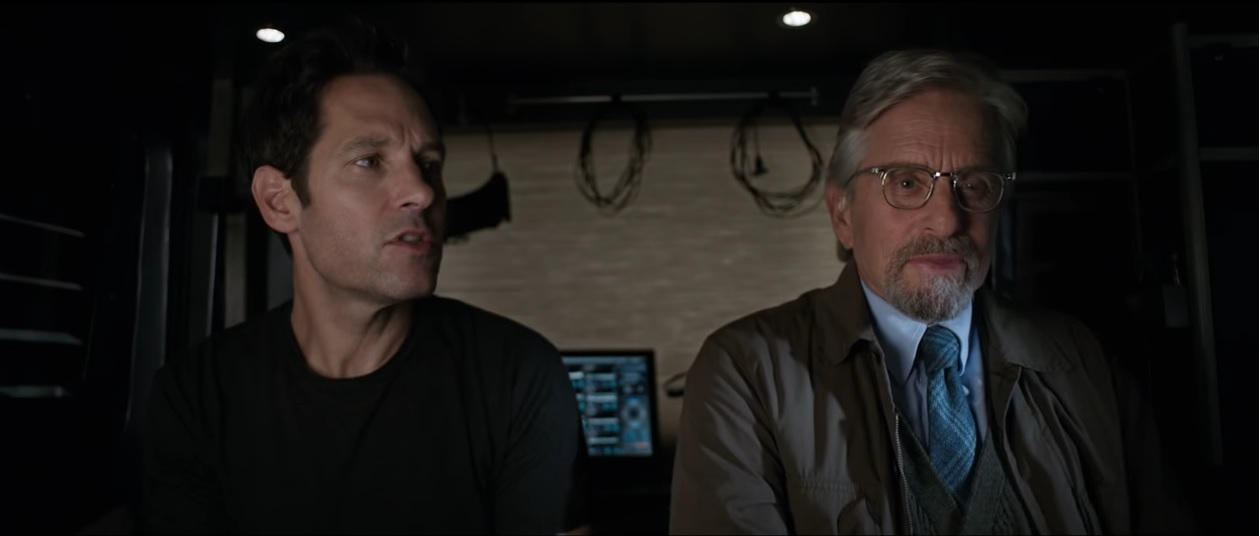Ant-Man and the Swap - Film Marvel 2018 - Regista Peyton Reed - Paul Rudd: Scott Lang / Ant-Man - Michael Douglas: Hank Pym