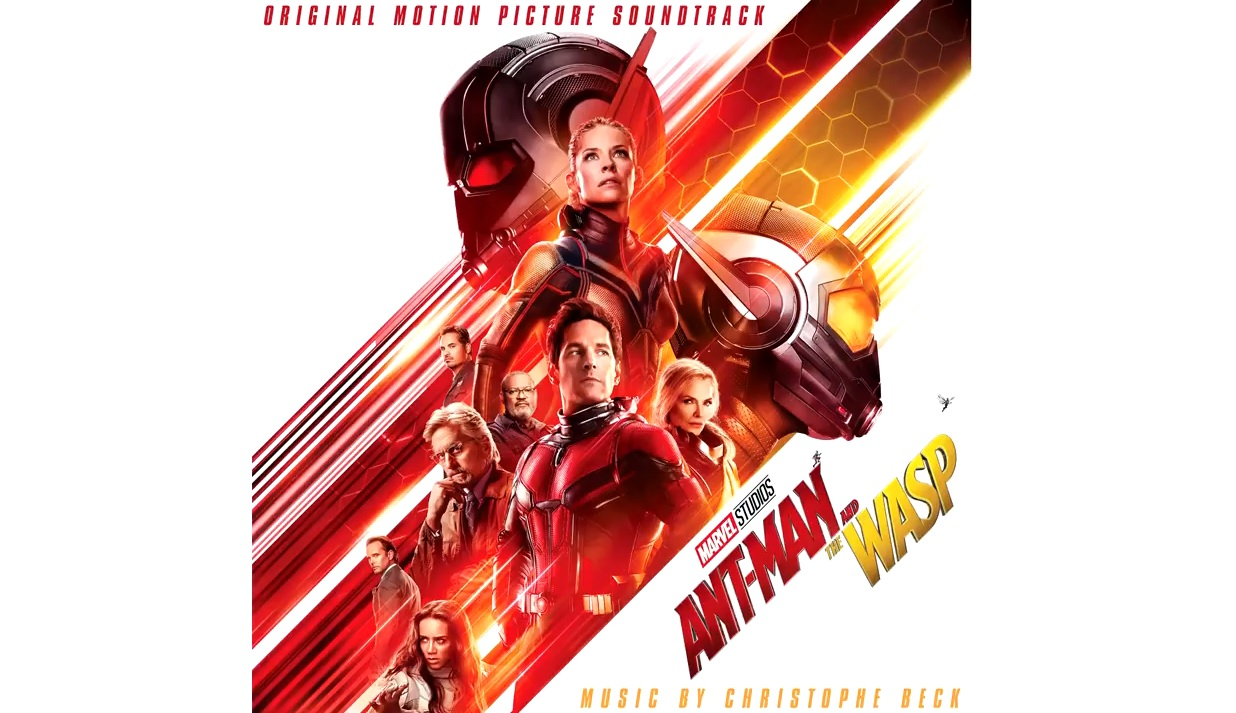Baba Yaga Lullaby - Ant-man and the Wasp - Colonna sonora Ant-Man and the Wasp