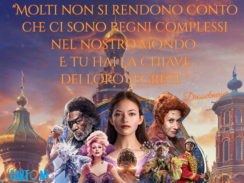Lo Schiaccianoci e i Quattro Regni  Frasi dal film Disney - Frasi