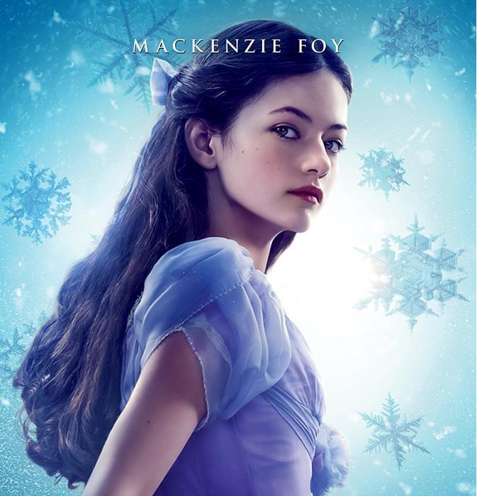 Lo Schiaccianoci e i Quattro Regni - Mackenzie Foy - Clara - The Nucracker and the Four Realms - Film Disney - anno 2018 - Clara - Mackenzie Foy