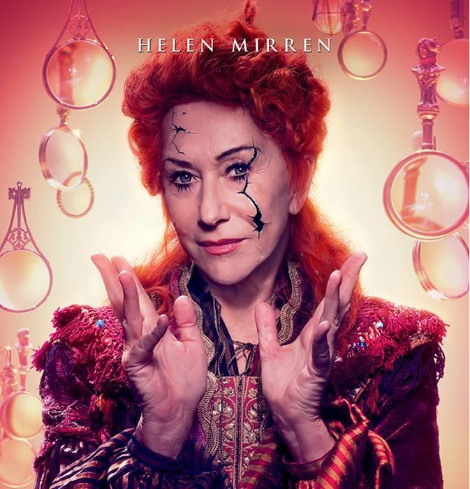 Lo Schiaccianoci e i Quattro Regni -Helen Mirren - The Nucracker and the Four Realms - Film Disney - anno 2018 - Clara - Mackenzie Foy