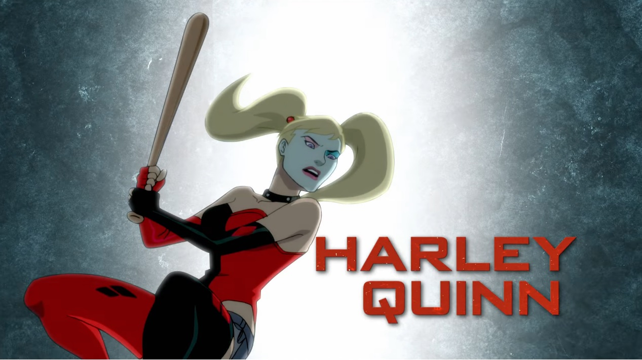 Suicide Squad Un inferno da scontare Harley Quinn Hell to Pay DC universe film di animazione 2018 Warner Bros. Animation