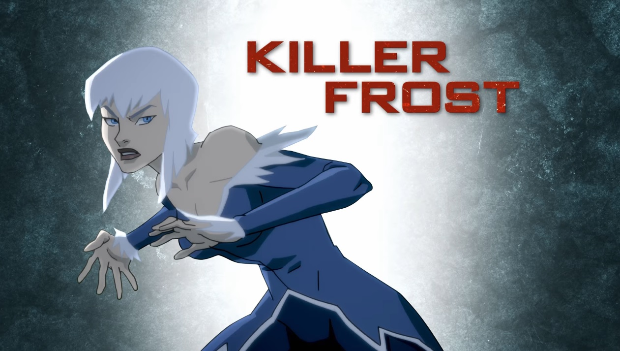 Suicide Squad Un inferno da scontare Killer Frost Hell to Pay DC universe film di animazione 2018 Warner Bros. Animation