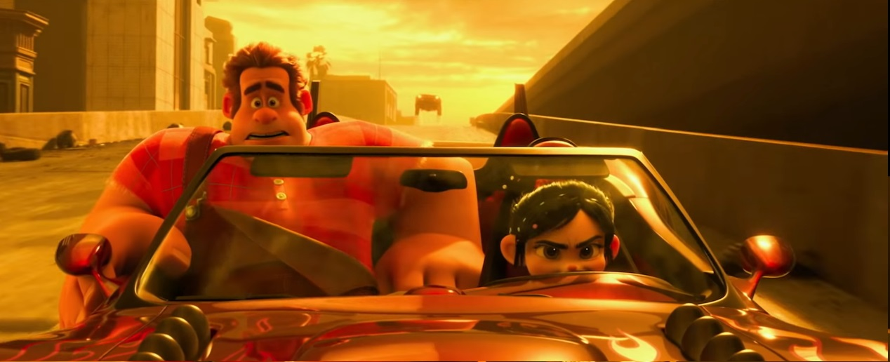 Ralph Spacca Internet colonna sonora - In This Place  from Ralph Breaks the Internet - Julia Michaels - Ralph Breaks The Internet - Soundtrack - Lyrics - testo - video youtube - music video