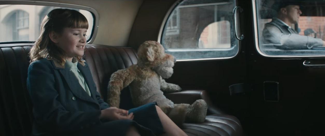 Ritorno al bosco dei 100 Acri - Live Action Winnie the Pooh - Film Disney - 2018 - immagini - Film famiglia - film bambini