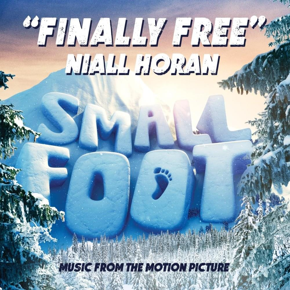 Smallfoot - Finally Free - Niall Horan - Cartoni animati