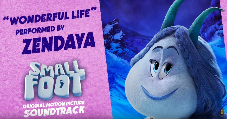 Smallfoot - Wonderfull life by Zendaya - Cartoni animati