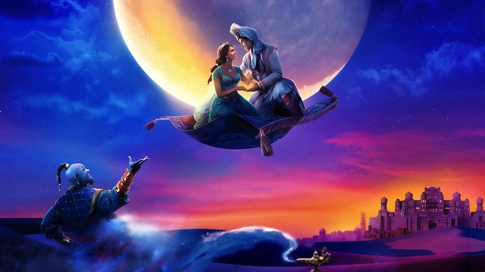 Aladdin - La mia vera storia - Colonna sonora Aladdin