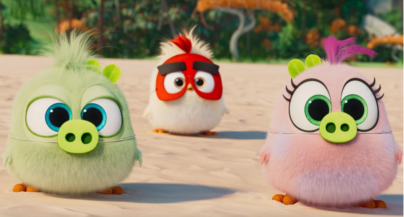 Angry birds 2 Nemici amici per sempre - The Angry Birds Movie 2 - film di animazione 2019 - ci stai prendendo per il naso?
