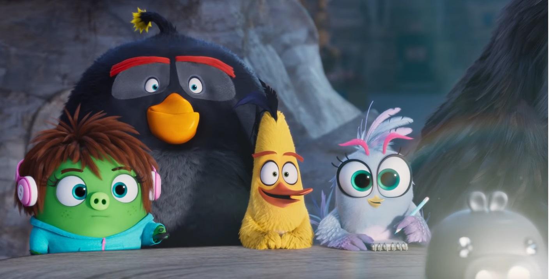 Angry birds 2 Nemici amici per sempre - The Angry Birds Movie 2 - film di animazione 2019 - i migliori che abbiamo trovato