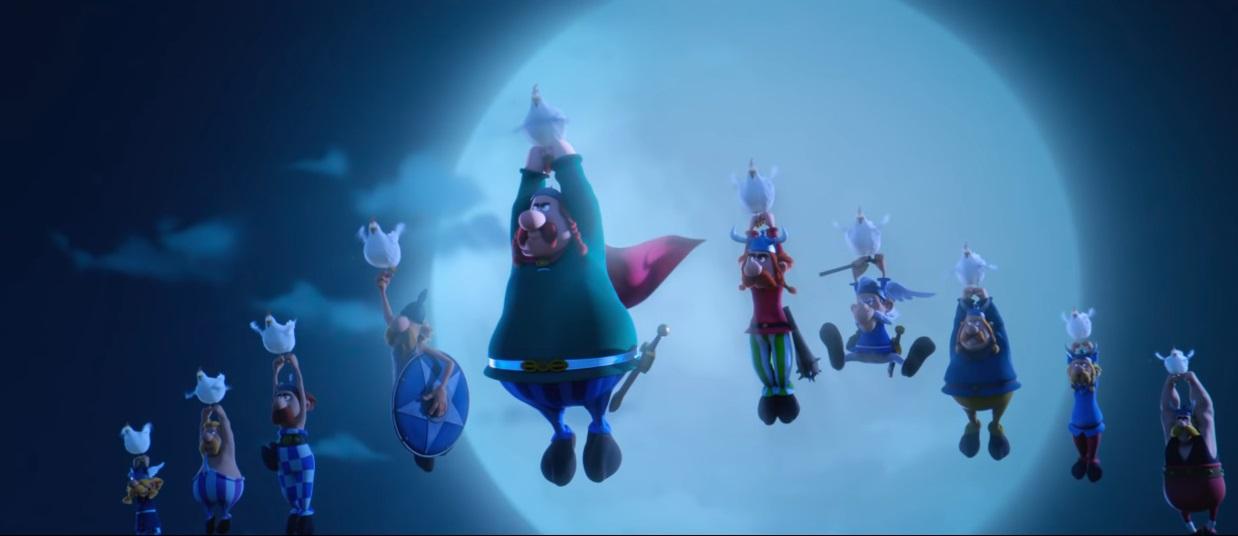 Asterix e il segreto della pozione magica - Film di animazione 2019 - 7 marzo 2019 - personaggi - trama -doppiatori -  Astérix: Le Secret de la Potion Magique