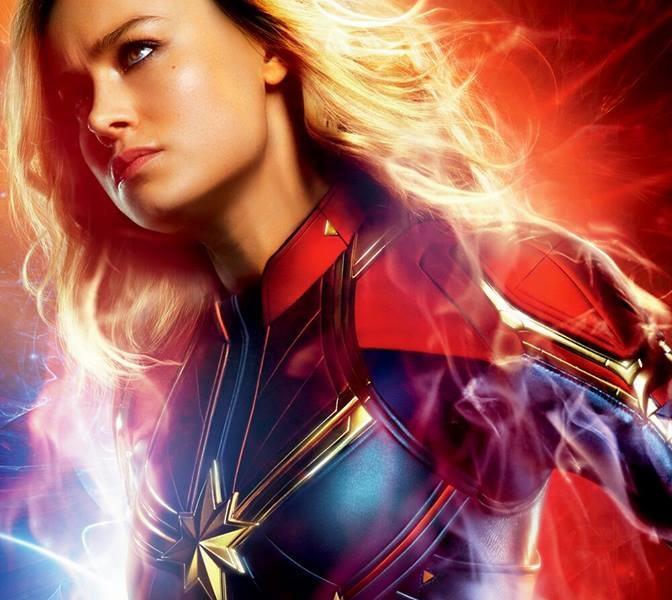 Carol Danvers / Capitan Marvel, interpretata da Brie Larson - Captain Marvel - Film Marvel 2019 - REgia  Anna Boden e Ryan Fleck - Trama - personaggi - recensione