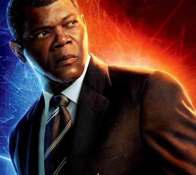 Samuel L. Jackson nei panni di Nick Fury  - Captain Marvel - Film Marvel 2019 - REgia  Anna Boden e Ryan Fleck - Trama - personaggi - recensione