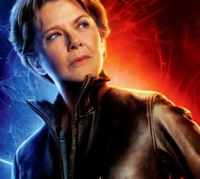 Annette Bening come Intelligenza Suprema  - Captain Marvel - Film Marvel 2019 - REgia  Anna Boden e Ryan Fleck - Trama - personaggi - recensione