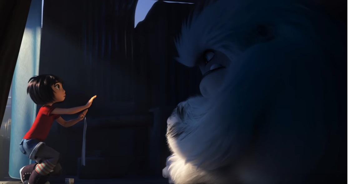 Il piccolo yeti film di animazione 2019 abominable dreamworks pearl famiglia - trama personaggi recensione