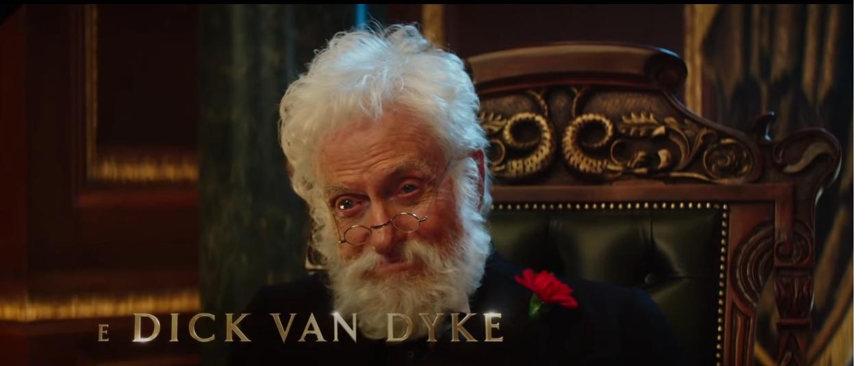 Il ritorno di Mary Poppins - Cast - Attori - Dick Van Dike - Film Disney 2018 - Film Disney Natale