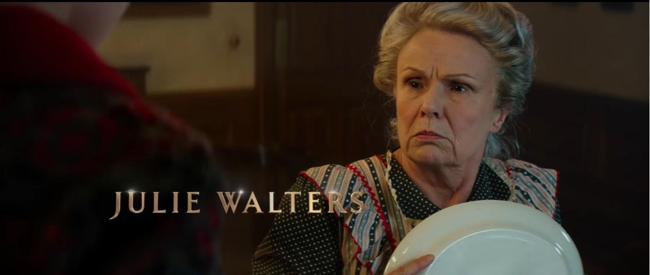 Il ritorno di Mary Poppins - Cast - Attori - Julie Walters - Film Disney 2018 - Film Disney Natale