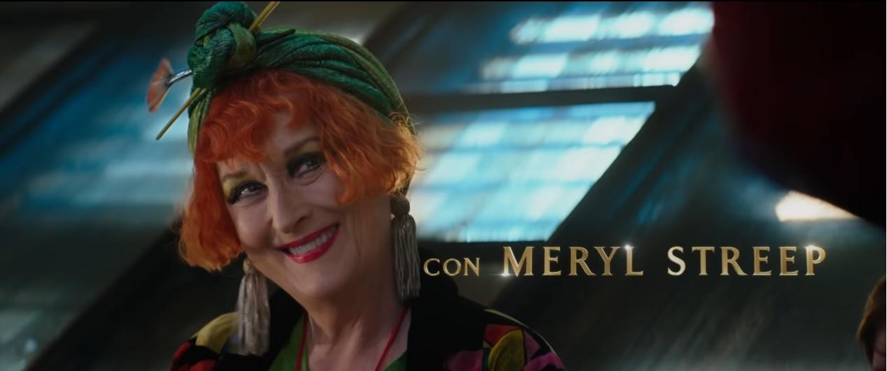 Il ritorno di Mary Poppins - Cast - Attori - Meryl Streep - Film Disney 2018 - Film Disney Natale