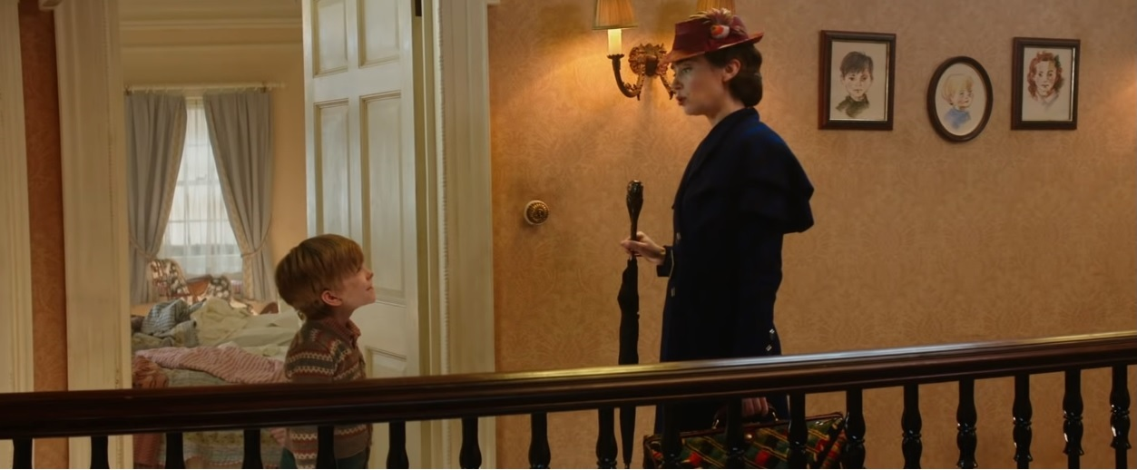 Il ritorno di Mary Poppins - Trailer - Immagini - Film Disney 2018 - Film Disney Natale - Mary Poppins