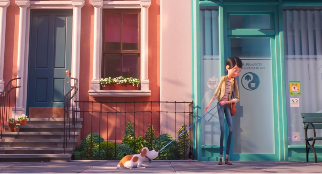 Pets 2 Vita da Animali - Film di animazione 2019 - film famiglia giugno 2019 - Illumination entertainment - The Secret Life of Pets 2