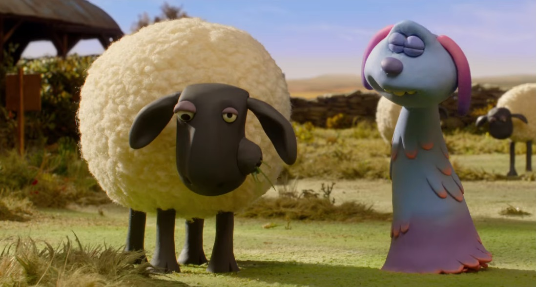 Shaun, vita da pecora: Farmageddon - Il film - A Shaun the Sheep Movie: Farmageddon personaggi film di animazione 2019 - film cartoni - film famiglia Koch media