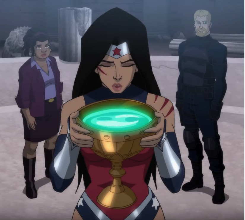 Wonder Woman: Bloodlines - Film di animazione 2019