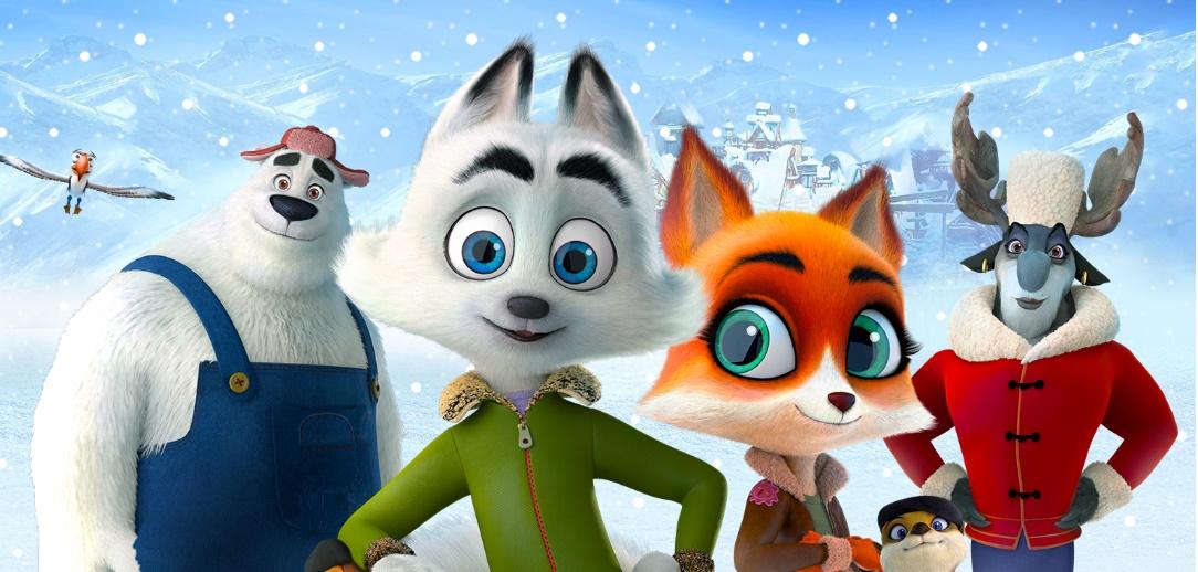 Arctic Un'avventura glaciale - Film di animazione 2020