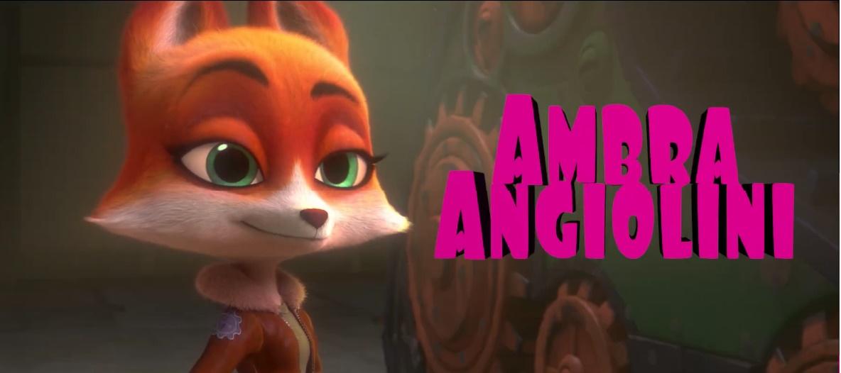 Doppiatori italiani Ambra Angiolini - Arctic un'avventura glaciale - arctic dogs film di animazione