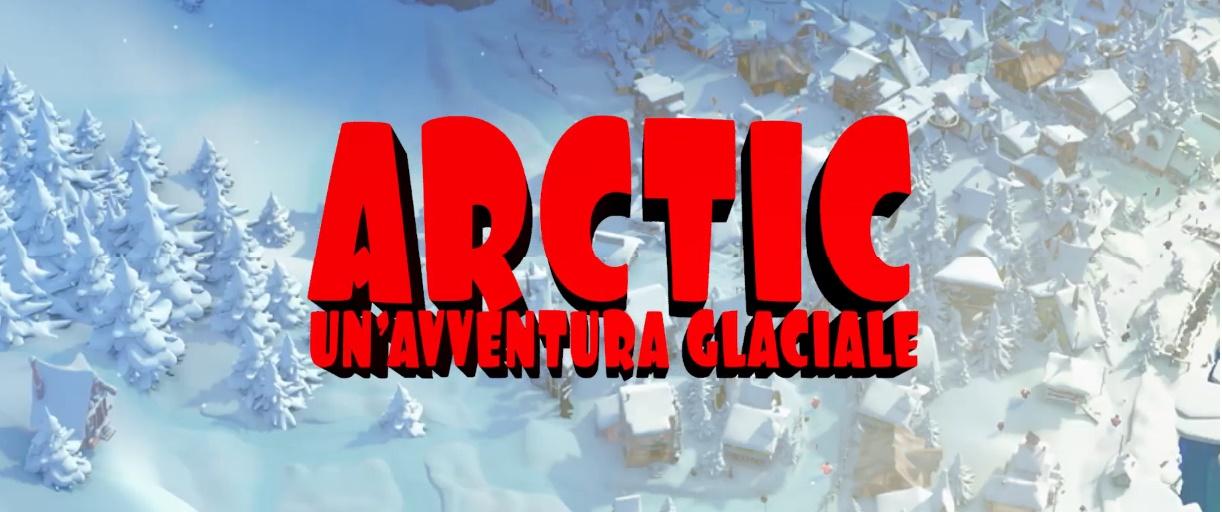 Recensioni Arctic un'avventura glaciale - arctic dogs film di animazione