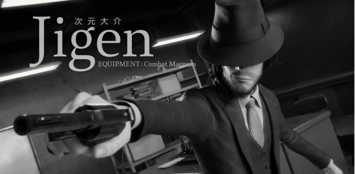Personaggi Jigen - Lupin III the first film di animazione 2020 anime per la prima volta in CGI - Trailer