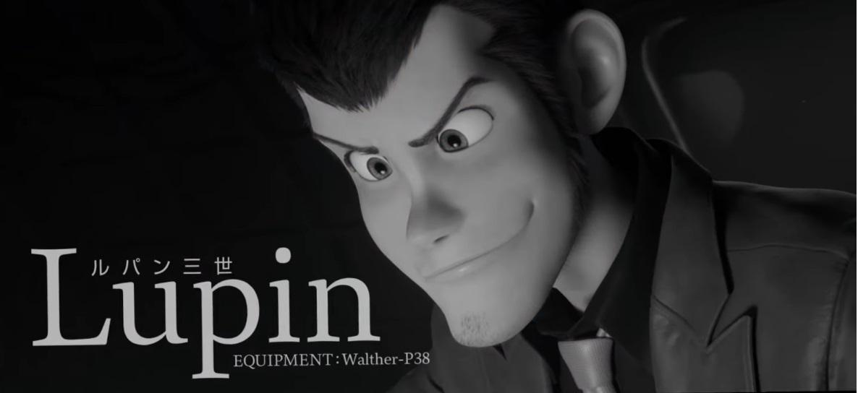 Personaggi Lupin - Lupin III the first film di animazione 2020 anime per la prima volta in CGI - Trailer