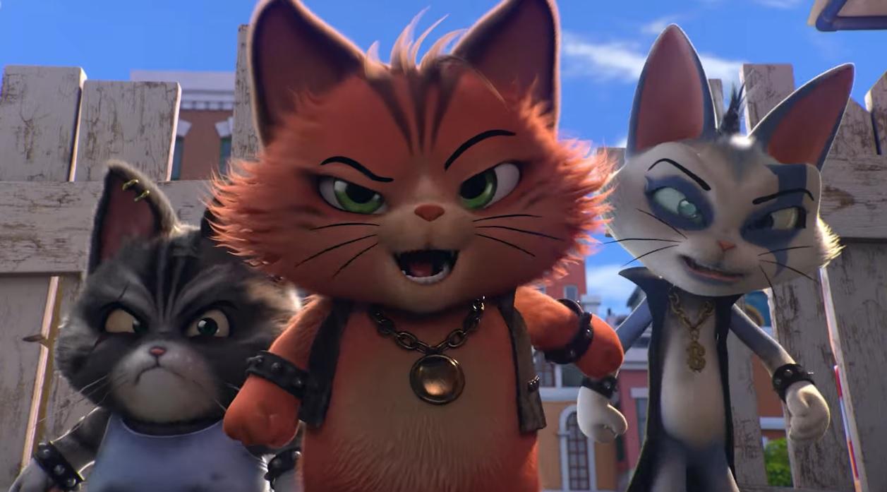 44 gatti - buffycats  - cartone animato - serie tv - Rainbow - Rai Yoyo - Giffoni festival - 2018 - Zecchino d'oro - Antoniano Bologna