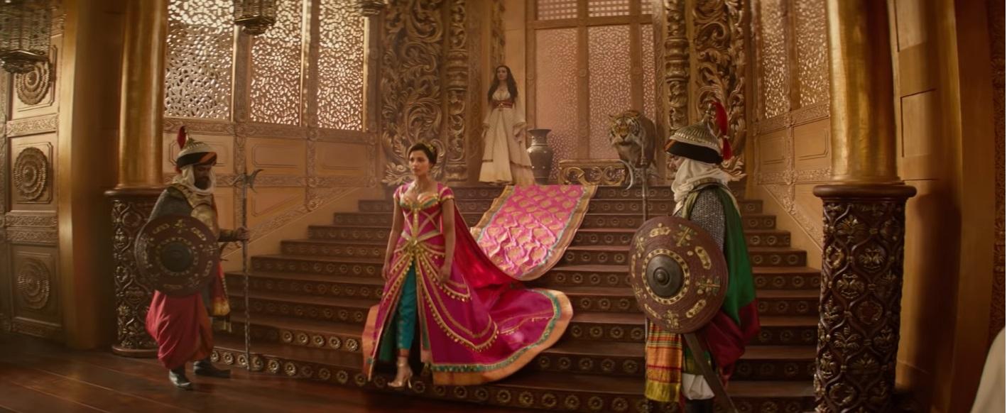Jasmine nel film Aladdin