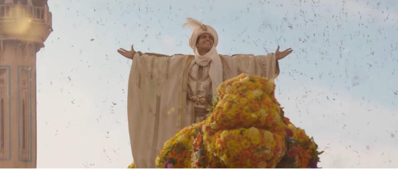 Aladdin film live action disney 2019 -principe ali di abaua