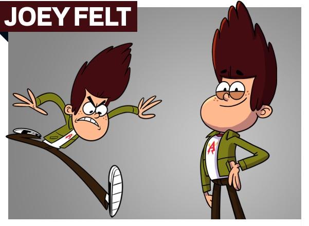 Atomic puppet Characters Joey Felt png personaggi cartoni animati super eroe k2 Disney Xd