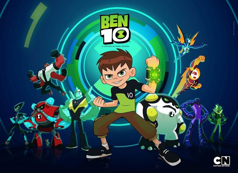 Ben 10 (Reboot 2016) - Cartoni animati 2016