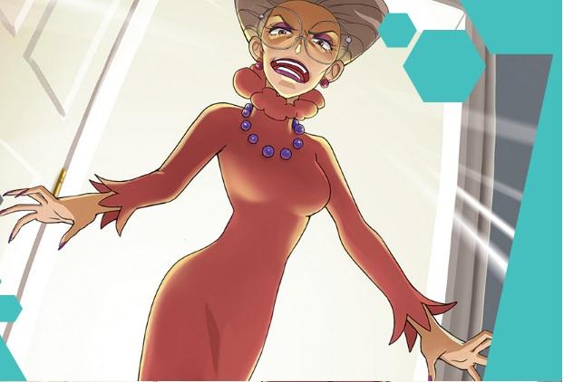 Philomena Dusk - Bakugan Battle Planet - Anime Cartoon Nerwork serie tv