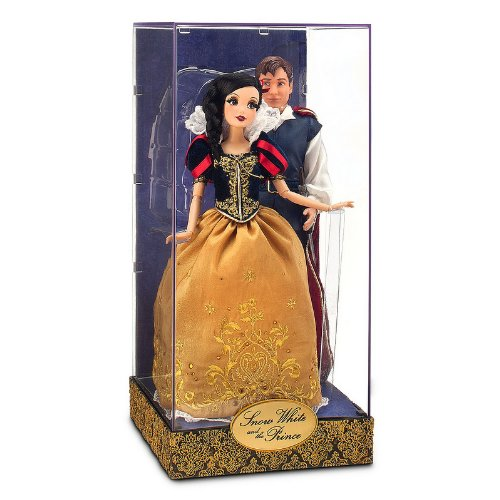Bambole da collezione Disney - biancaneve bambola edizione limitata - biancaneve bambola limited edition - bambola biancaneve amazon - bambole disney princess biancaneve - biancaneve bambola disney bambola biancaneve e i sette nani