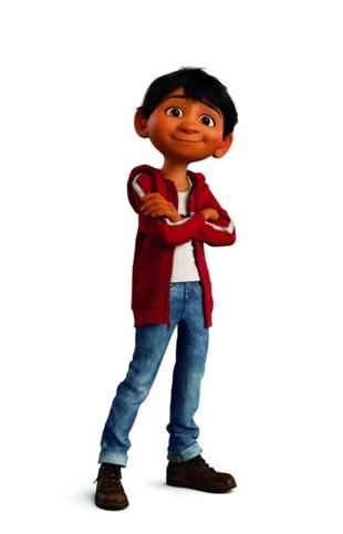 Coco Disney Pixar film di animazione 2017 personaggi Miguel personaggio