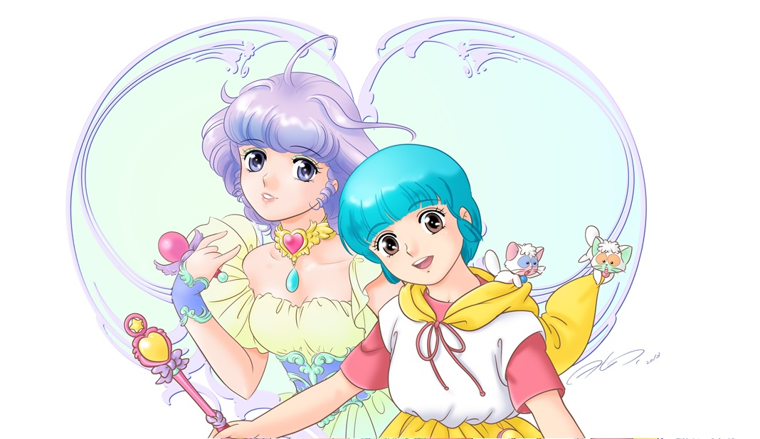 L'incantevole Creamy - Anime